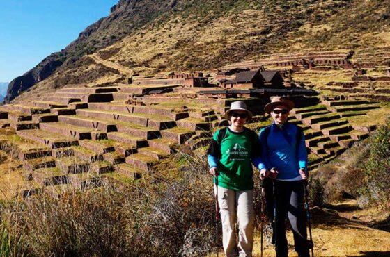 Caminata Huchuy Qosqo a Machu Picchu 3D / 2N