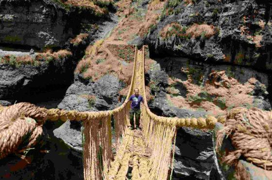 Tour al Puente Inca de Qeswachaka