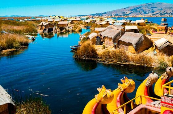 Full Day Tour to Uros & Taquile Islands – Titicaca Lake By Speed Boat