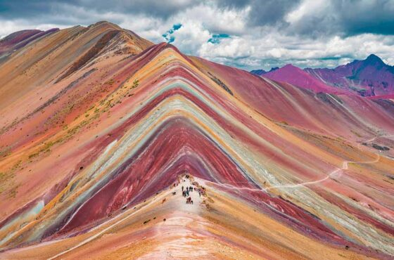 Tour Montaña De 7 Colores & Valle Rojo, Vinicunca Trek – Ausangate 2D / 1N
