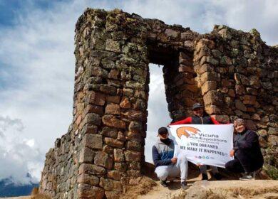 Qhapaq Ñan: rediscovering the Inca steps
